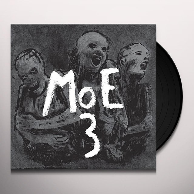moe. 3 Vinyl Record
