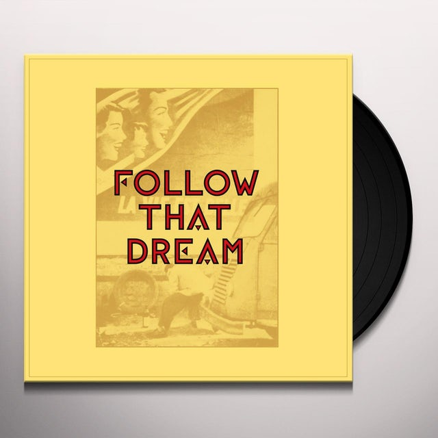 FOLLOW THAT DREAM/2 Vinyl Record