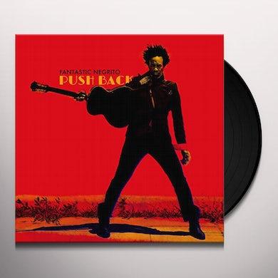 Fantastic Negrito PUSH BACK / SHADOWS Vinyl Record