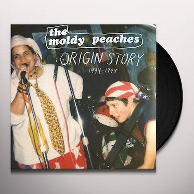 moldy peaches ORIGIN STORY: 1994-1999 Vinyl Record