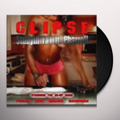 Clipse STUDYIN Y'ALL Vinyl Record