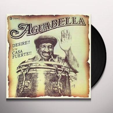 Francisco Aguabella DESIRE!! / CASA FUERTE!! Vinyl Record