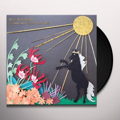 COMMAND YOUR WEATHER Vinyl Record