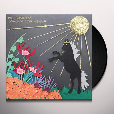 Big Business COMMAND YOUR WEATHER Vinyl Record