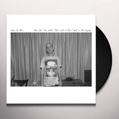 Joan Of Arc HE'S GOT THE WHOLE THIS LAND IS YOUR LAND IN HIS Vinyl Record