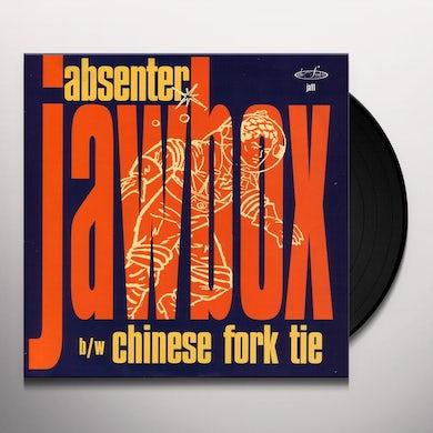 Jawbox ABSENTER / CHINESE FORKTIE Vinyl Record