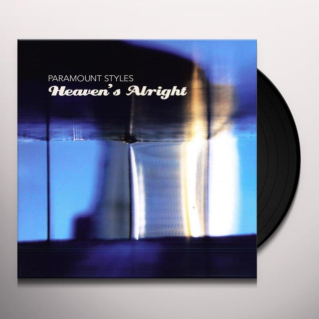 Paramount Styles HEAVEN'S ALRIGHT Vinyl Record