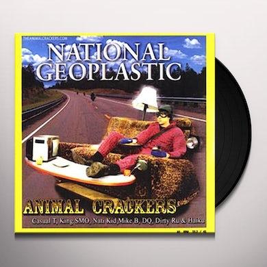 Animal Crackers NATIONAL GEOPLASTIC Vinyl Record
