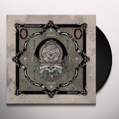 Paradise Lost OBSIDIAN Vinyl Record