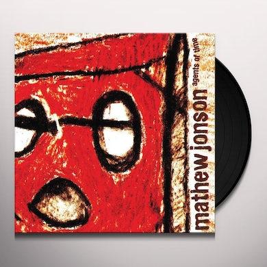 Mathew Jonson AGENTS OF TIME Vinyl Record