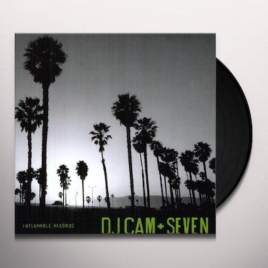 Dj Cam SEVEN Vinyl Record