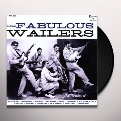 FABULOUS The Wailers Vinyl Record