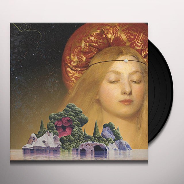 Club 8 GOLDEN ISLAND Vinyl Record