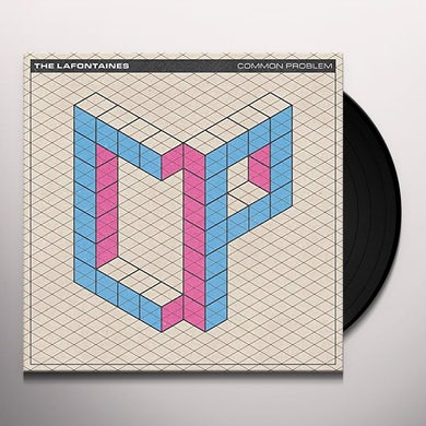 The LaFontaines COMMON PROBLEM Vinyl Record