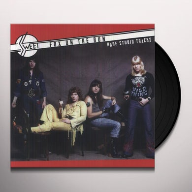 Sweet FOX ON THE RUN - RARE STUDIO TRACKS Vinyl Record
