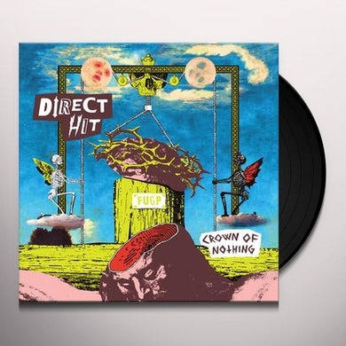 Direct Hit! CROWN OF NOTHING Vinyl Record