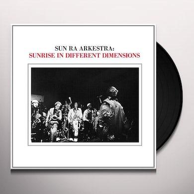 Sun Ra SUNRISE IN DIFFERENT DIMENSIONS Vinyl Record