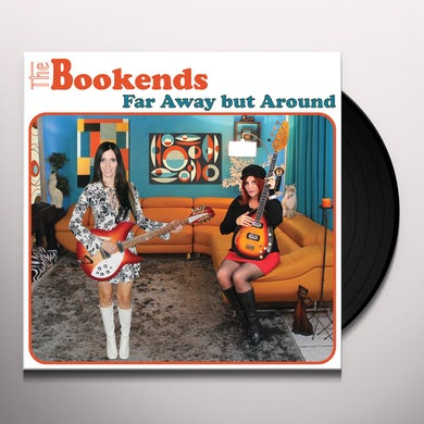 Bookends FAR AWAY BUT AROUND Vinyl Record