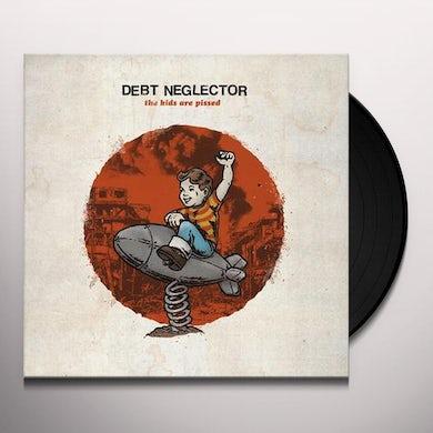 Debt Neglector Kids Are Pissed Vinyl Record