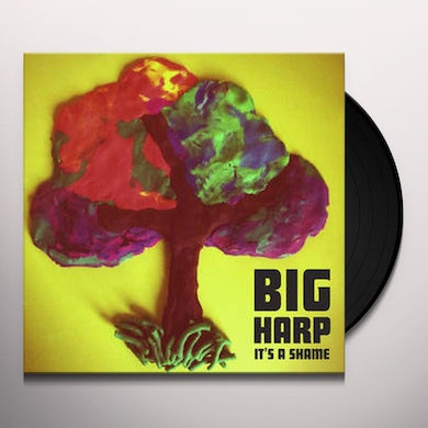 Big Harp IT'S A SHAME Vinyl Record