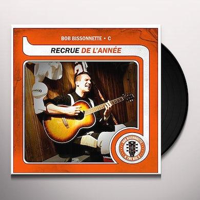 Bob Bissonnette RECRUE DE L'ANNEE Vinyl Record