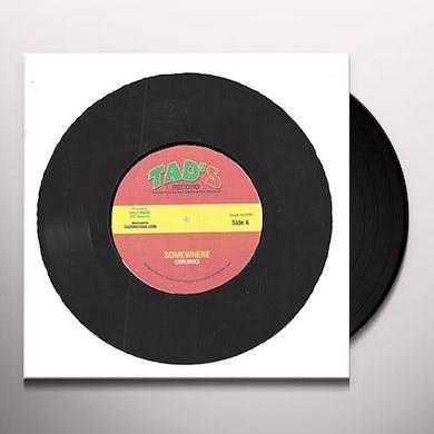 Chronixx / Perfect Key Riddim SOMEWHERE / RIDDIM Vinyl Record