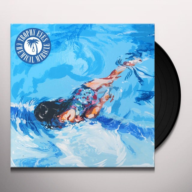 TROPHY EYES CHEMICAL MIRACLE Vinyl Record