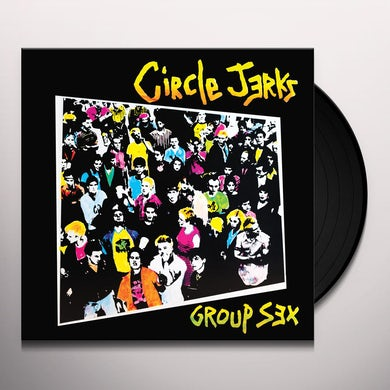 Group Sex Vinyl Record