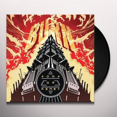 Sons Of Kemet BURN Vinyl Record