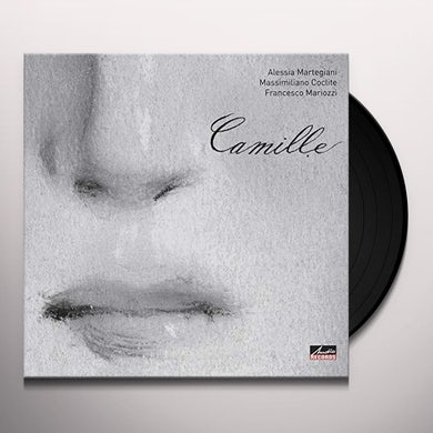 Alessia Martegiani / M Coclite / F Mariozzi CAMILLE Vinyl Record