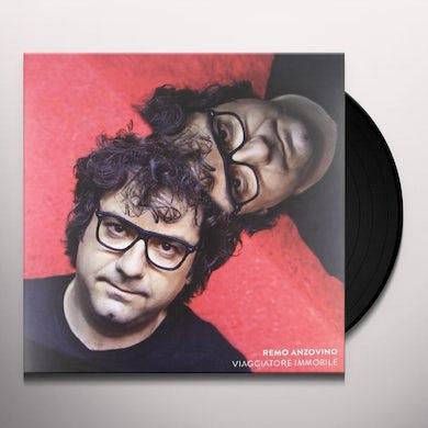 Remo Anzovino VIAGGIATORE IMMOBILE Vinyl Record