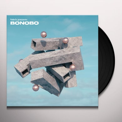 FABRIC PRESENTS BONOBO Vinyl Record