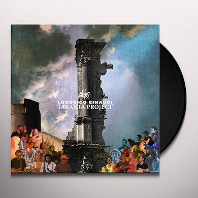 Ludovico Einaudi TARANTA PROJECT Vinyl Record - Canada Release