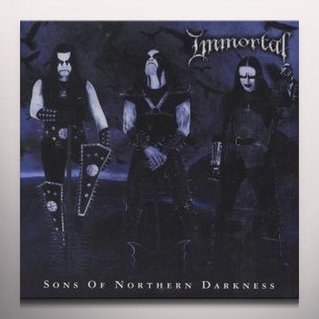 Immortal SONS OF NORTHERN DARKNESS (LTD) (COLV) (OGV) (Vinyl)