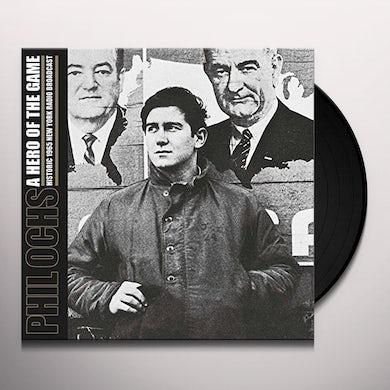Phil Ochs HERO OF THE GAME (UK) (Vinyl)