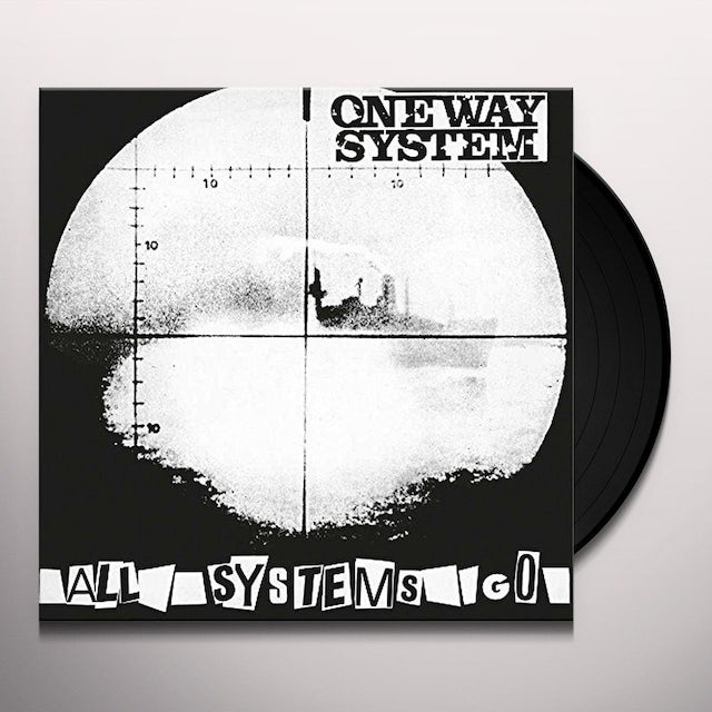 One Way System ALL SYSTEMS GO Vinyl Record
