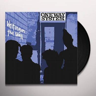 One Way System WRITING ON THE WALL Vinyl Record