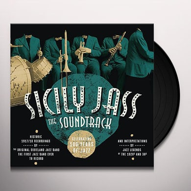 Sicily Jass: The World'S First Man In Jazz / Var Vinyl Record