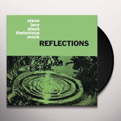 Steve Lacy REFLECTIONS Vinyl Record