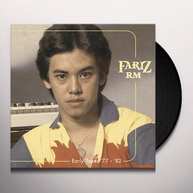 Fariz Rm EARLY TAPES Vinyl Record