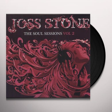 Joss Stone SOUL SESSIONS 2 Vinyl Record