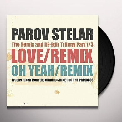 Parov Stelar REMIXES PART 1/3 Vinyl Record