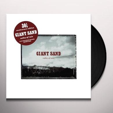 Giant Sand VALLEY OF RAIN (30TH ANNIVERSARY EDITION) Vinyl Record