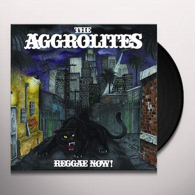 Aggrolites REGGAE NOW Vinyl Record