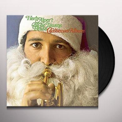 Herb Alpert CHRISTMAS ALBUM Vinyl Record