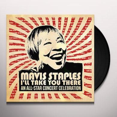 MAVIS STAPLES I'LL TAKE YOU THERE: ALL-STAR / VAR Vinyl Record
