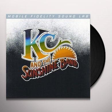 KC & THE SUNSHINE BAND Vinyl Record