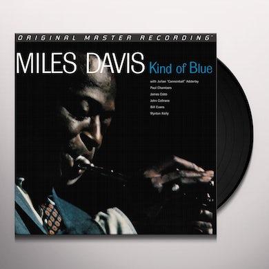 Davis Miles KIND OF BLUE Vinyl Record