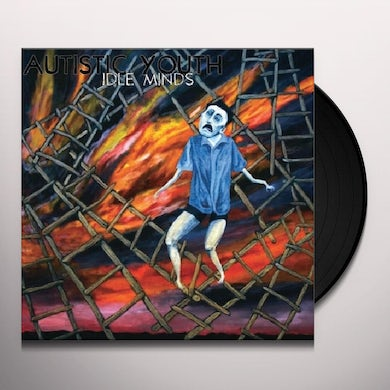 Autistic Youth IDLE MINDS Vinyl Record