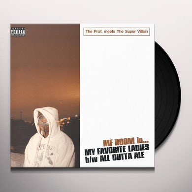 MF DOOM MY FAVORITE LADIES Vinyl Record